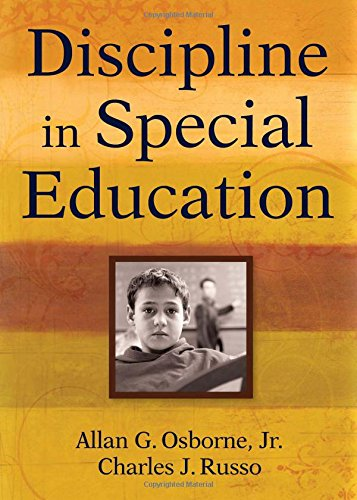 Discipline in Special Education