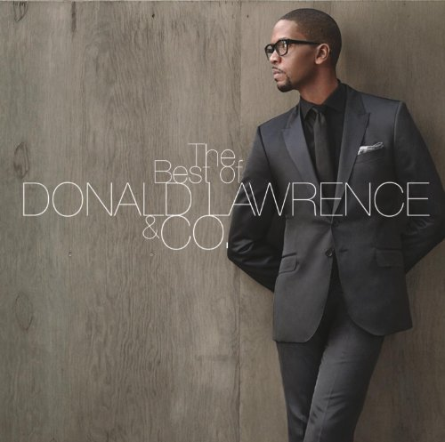 The Best of DONALD LAWRENCE & - Store Donald