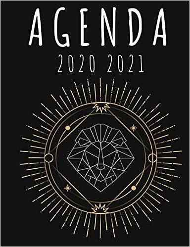 Amazon.com: AGENDA 2020 2021: Agenda scolaire 2020 2021 | Emploi