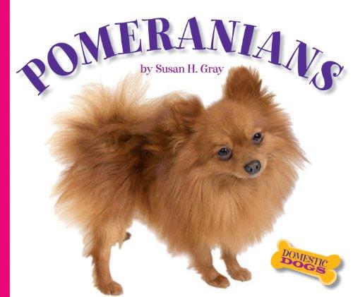 Pomeranians (Domestic Dogs Book 1269)