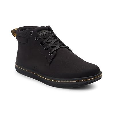 Dr. Martens Men's Maleke Ankle Bootie (Mens 8, Black 8975)