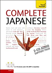 Complete Japanese (Teach Yourself, Level 4)