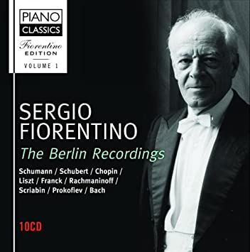 Edition Sergio Fiorentino /Vol.1 : Les Enregistrements Berlinois: Sergio Fiorentino: Amazon.es: Música