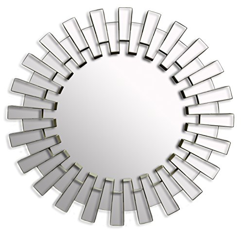 Wee's Beyond 2858-G Wall Decor Mirror 19.7