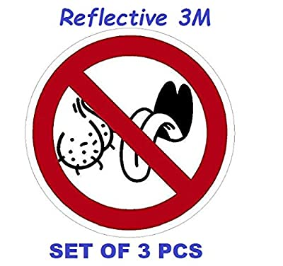 three (3) BEST SELLER No Ball licking rats | REFLECTIVE 3M | Hard Hat Stickers USA Union | Welding Helmet Decals | Funny Labels Badges Toolbox Laborer Construction Trucker Cowboy