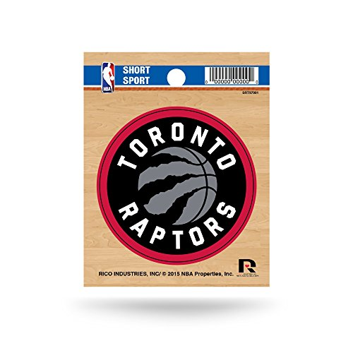 NBA Toronto Raptors Short Sport Decal
