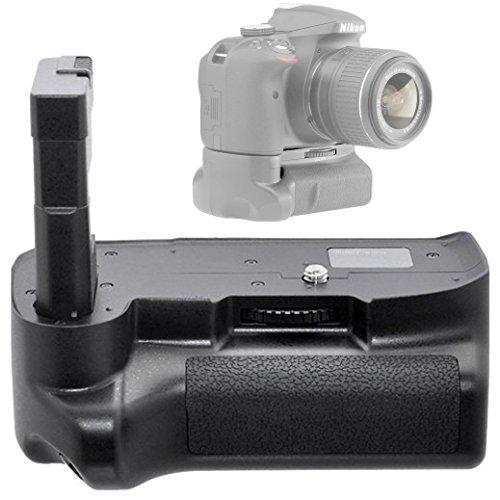 Battery Grip Power Pack For Nikon D3400 Digital SLR Camera