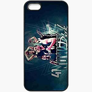 Personalized iPhone 5 5S Cell phone Case/Cover Skin 14990 Dirk Nowitzki v 2 by k1lluminati Black