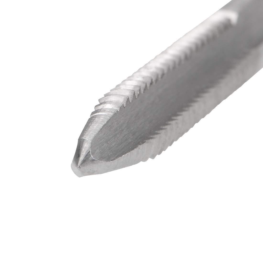 Machine Tap 5//32-32 BSW Thread Pitch 3 Straight Flute H2 High Speed Steel