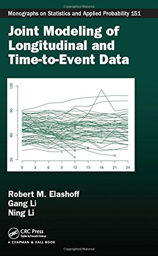 Joint Modeling of Longitudinal and Time-to-Event Data (Chapman & Hall/CRC Monographs on Statistics & Applied Probability)