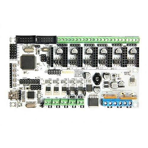 Rumba 3D printer Controller Board Compatible Mega2560-3D Printer & Supplies 3D Printer Accessories- 1x Geeetech Rumba 3D printer Controller Board]()