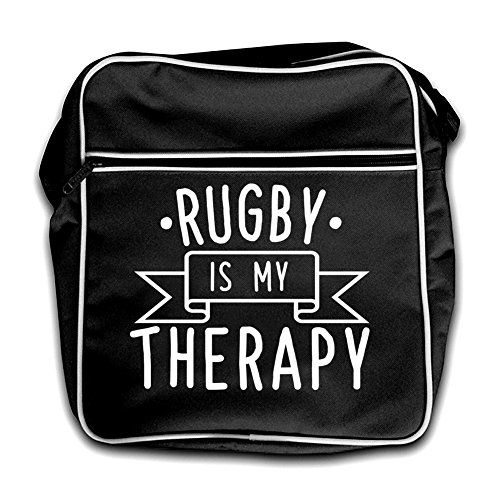 Therapy Bag Flight Is Rugby Retro My Black 8qw4v40