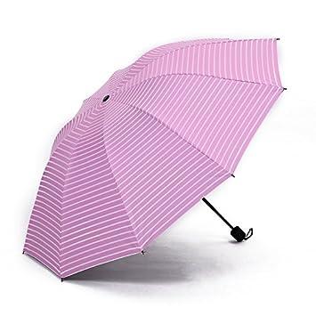 HAN-NMC Paraguas Paraguas Paraguas,Rosa