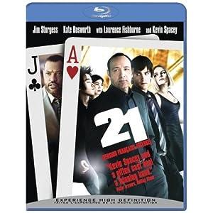 21 [Blu-ray] (Bilingual)