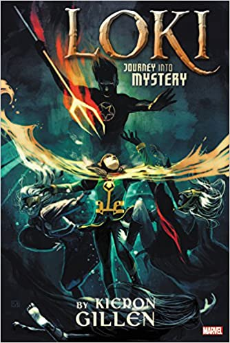 Image result for loki journey into mystery