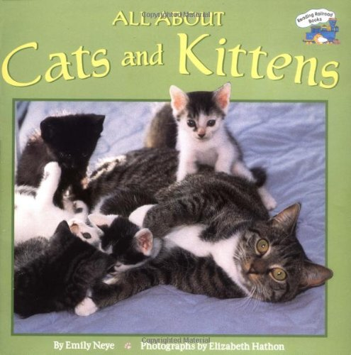 All About Cats and Kittens (Reading Railroad)