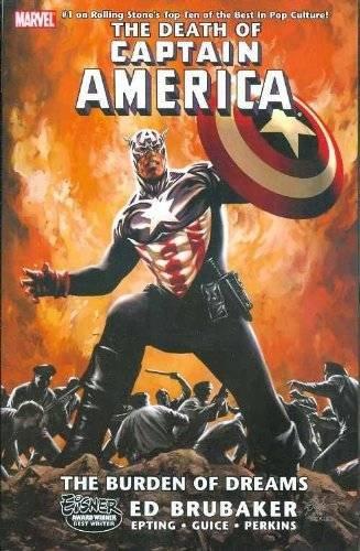 Download The Death of Captain America, Vol. 2: The Burden of Dreams ebook