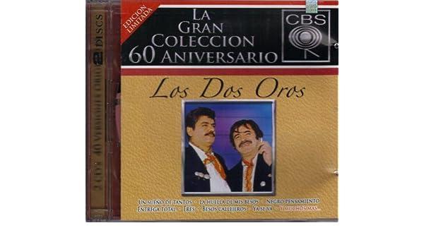 Los Dos Oros - 60 Aniversario CBS - Amazon.com Music