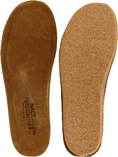 Naot Women's FB08 - Allegro Replacement Footbed Natural 39 M ()
