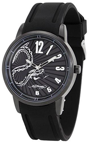 Ed Hardy Men's 1120 Omen Wrist Watch
