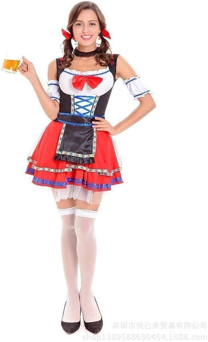 Sttsale Disfraz Halloween, Disfraz Halloween Mujer, Oktoberfest de ...