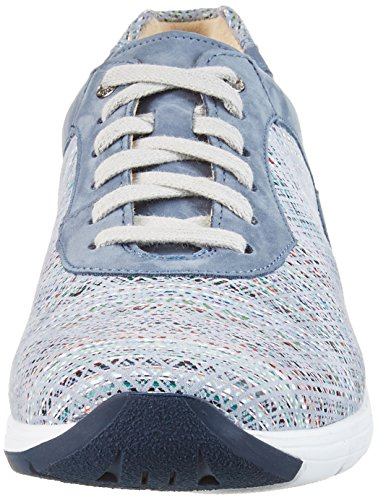Ganter Damen Gianna-g Sneakers Blau (sky / Jeans)