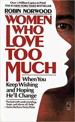 Men who love too much book