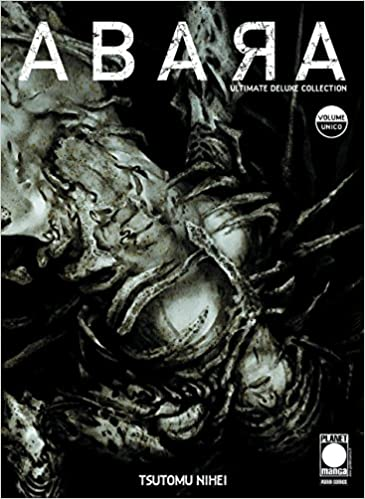 Abara Ultimate Deluxe Collection: Amazon.es: Tsutomu Nihei: Libros en idiomas extranjeros