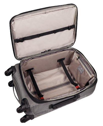 victorinox luggage avolve 22 expandable wheeled carry on for cheap. Black Bedroom Furniture Sets. Home Design Ideas