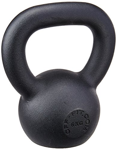CFF K2 Powder Coated Russian Kettlebell