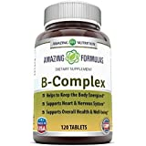 Amazing Nutrition B-Complex 120 Tablets