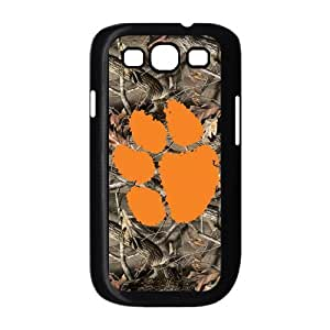 Custom Clemson Tigers Back Cover Case for SamSung Galaxy S3 I9300 JNS3-006