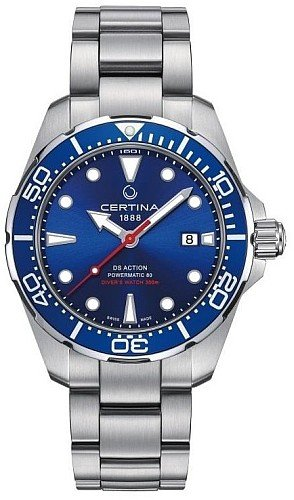 Certina DS Action blue
