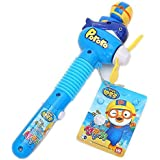 New Flexible Pororo Portable Dolphin Fan for Children