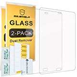 [2-PACK]-Mr Shield For ASUS ZenPad Z8s (ZT582KL) [Tempered Glass] Screen Protector [0.3mm Ultra Thin 9H Hardness 2.5D Round Edge] with Lifetime Replacement Warranty
