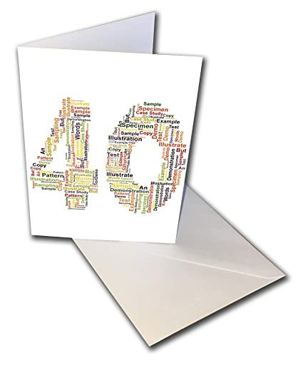 Amazon PERSONALISED WORD CLOUD ART