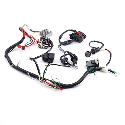 best wiring harness 50cc  june 2019   u2605 top value  u2605  updated    bonus