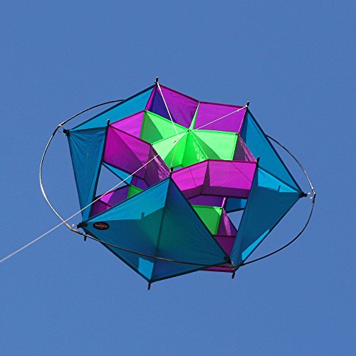 Into The Wind Cool Tumbling Star Box - Star Kite