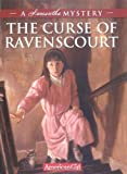 Front cover for the book The Curse of Ravenscourt: A Samantha Mystery by Sarah Masters Buckey