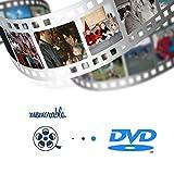 Memorable Film Transfer Kit to DVD (32 Reels) - 8mm Super 8 16mm