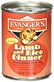Evangers Complete Classic Dinners – Lamb & Rice – 12×13 oz