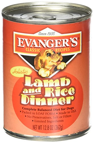 Evangers Complete Classic Dinners – Lamb & Rice – 12×13 oz Review