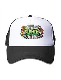Mitchell Kids Adjustable Plants Vs Zombie Baseball Cap One Size