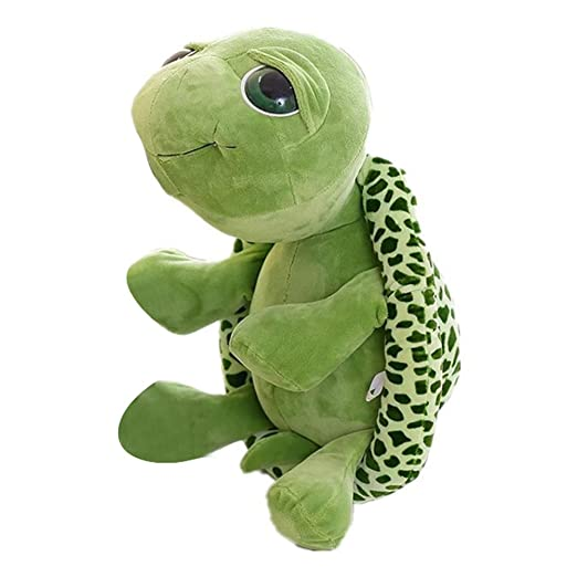 Maxtapos-Lovely Mini Tortuga simulada de Peluche, Modelo ...