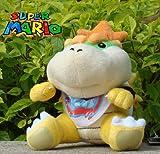 "Super Mario Baby Browser Plush 7"""