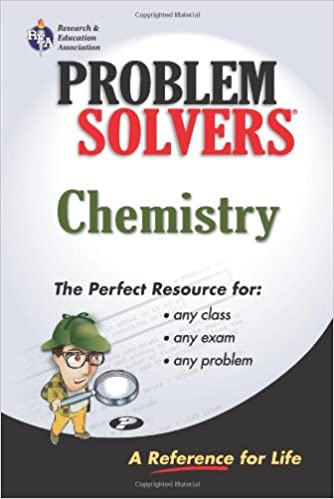 chemistry problem solver problem solvers solution guides a  chemistry problem solver problem solvers solution guides 2001 revised edition