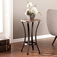 Libson Round Accent Table