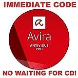 Avira Antivirus Pro (3-PC for 1-Year, IMMEDIATE CODE ISSUED, No Waiting, No-CD) [Online Code]