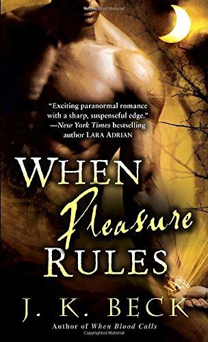book cover of When Pleasure Rules