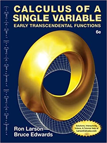 Calculus of a Single Variable: Early Transcendental